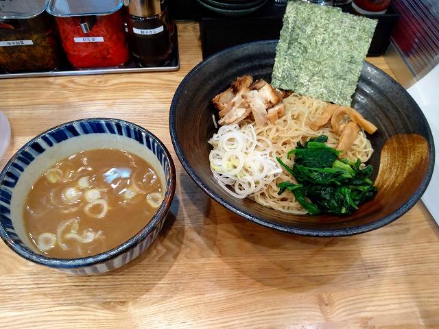 ひろき家のつけ麺